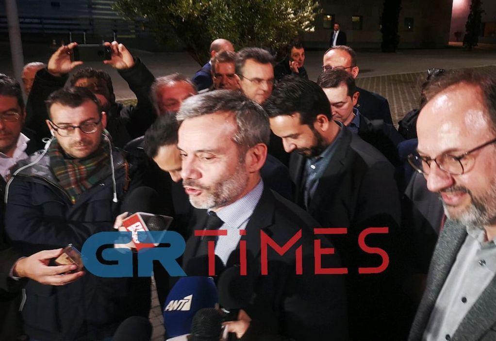 Ζέρβας: Δεν είμαστε σε καμία καραντίνα