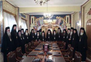 Απάντηση Ιεράς Συνόδου στους «καθοδηγητές που ασχολούνται με την Θεία Κοινωνία»