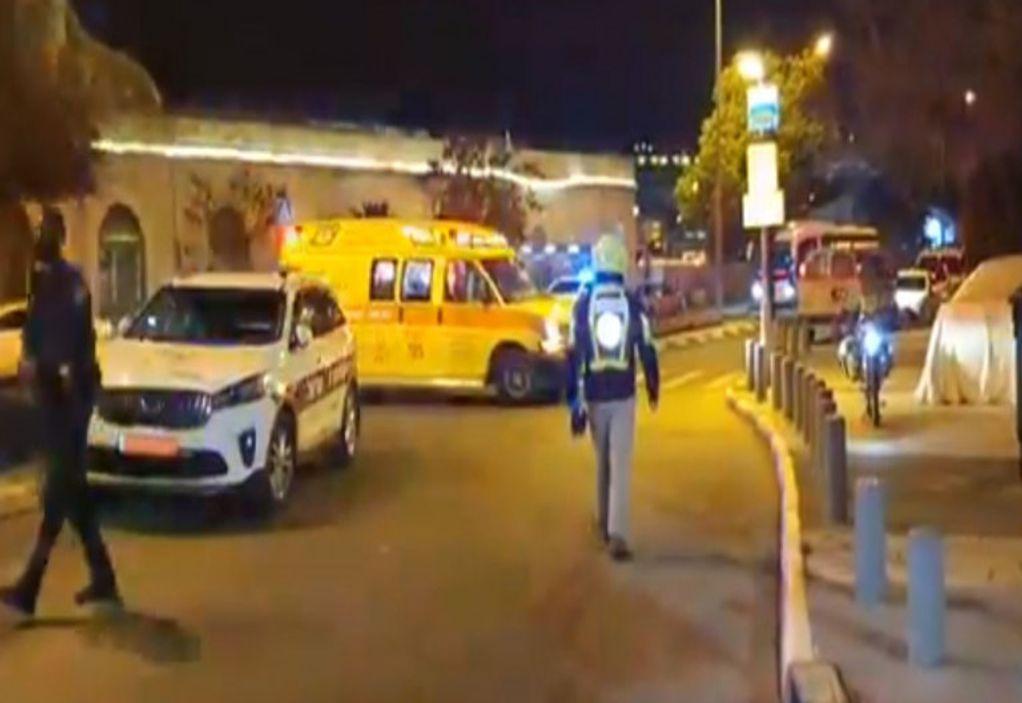 Ιερουσαλήμ: Αυτοκίνητο έπεσε πάνω σε πεζούς – 14 τραυματίες