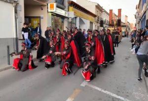 Ισπανία: Σάλος με άρμα για το Ολοκαύτωμα σε καρναβάλι (VIDEO)