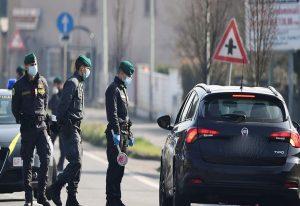 Ιταλία- Covid-19: Μέχρι πέντε χρόνια κάθειρξης για όσους σπάνε την καραντίνα
