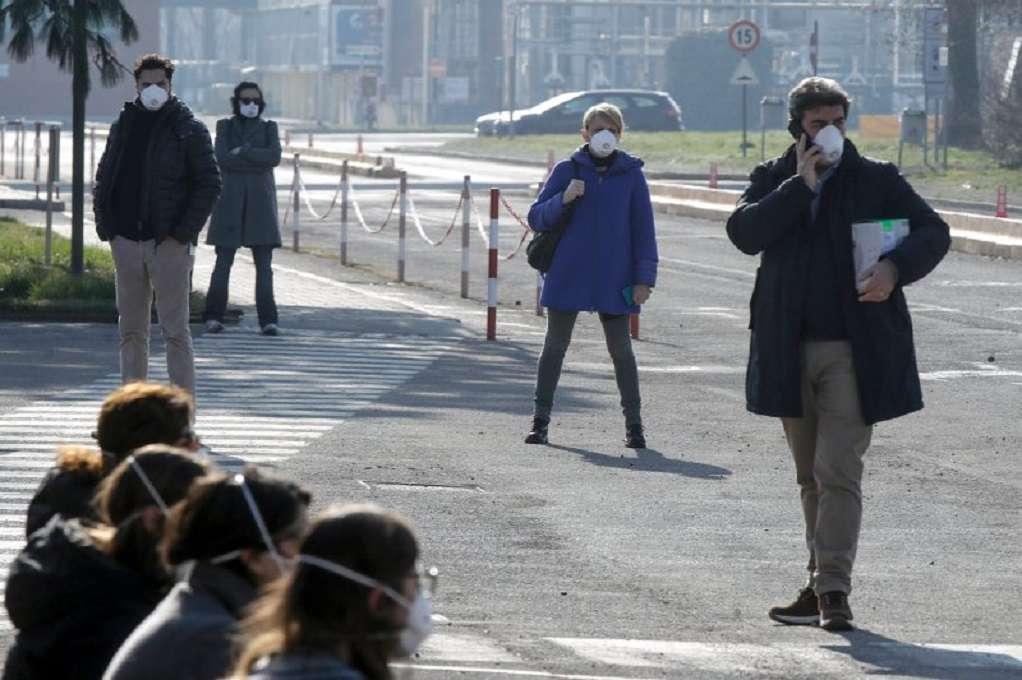 Κοροναϊός: Ραγδαία αύξηση κρουσμάτων στην Ιταλία – Δύο νεκροί