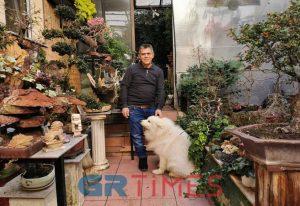 Θεσσαλονίκη: Μετέτρεψε το σπίτι του σε «ζούγκλα», με χιλιάδες ψάρια και φυτά (ΦΩΤΟ+VIDEO)