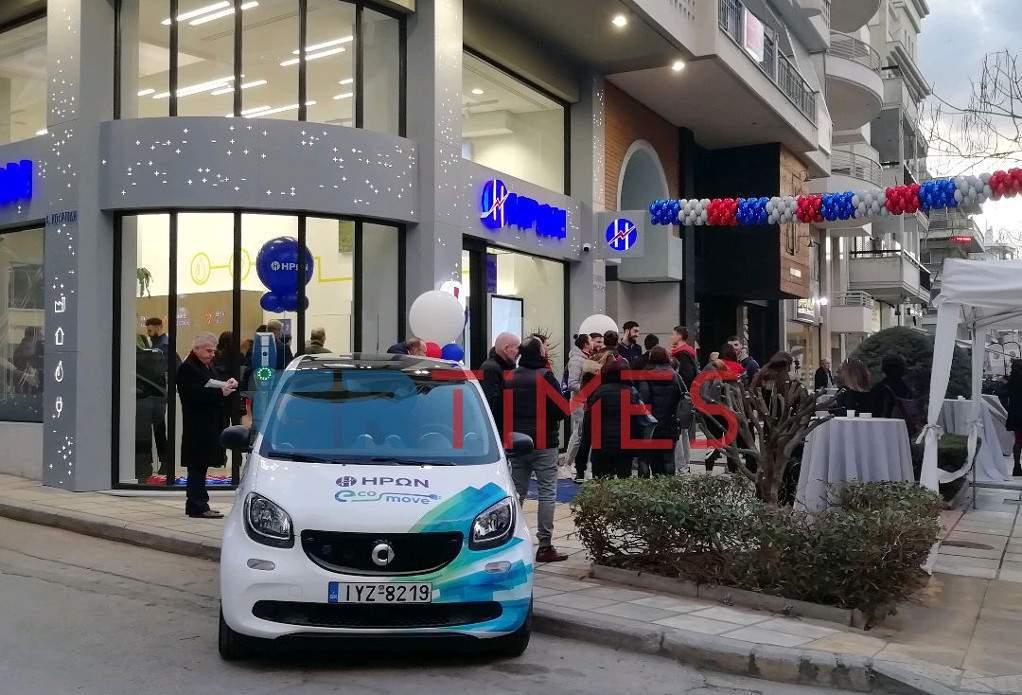 ΗΡΩΝ: Δύο νέα καταστήματα στη Θεσσαλονίκη, 40 πανελλαδικά