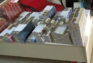 Ημαθία: 51χρονος είχε 2.400 κλεμμένα πακέτα τσιγάρων