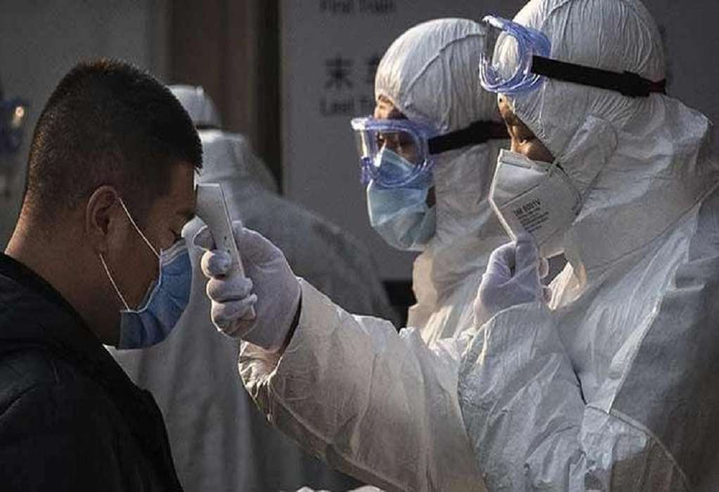 Κίνα: 10 «εισαγόμενα» κρούσματα COVID-19