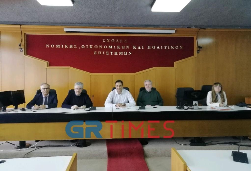 Παρέμβαση ΑΠΘ για μετρό και σταθμό «Βενιζέλου»