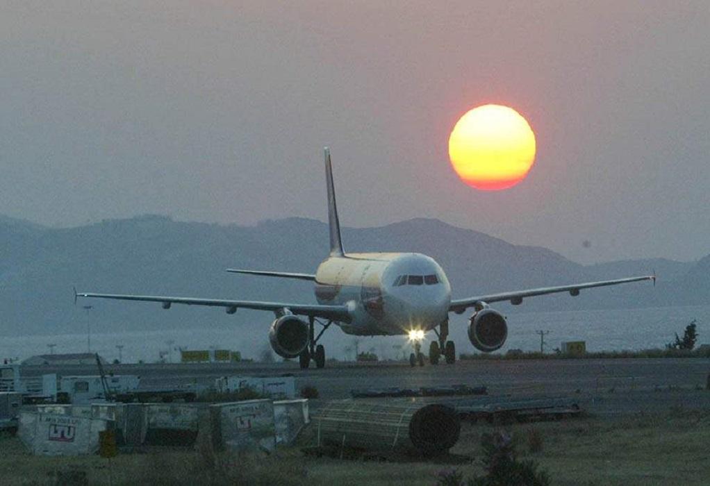 Αεροδρόμιο Ηρακλείου: Άσκηση για ύποπτο κρούσμα κοροναϊού