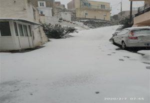 Το… έστρωσε σε περιοχές της Κρήτης (VIDEO)