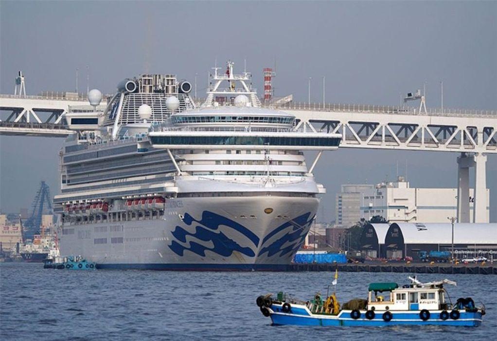 Ένωση Κρουαζιερόπλοιων: Διαψεύδει το άνοιγμα του κλάδου από 1 Αυγούστου