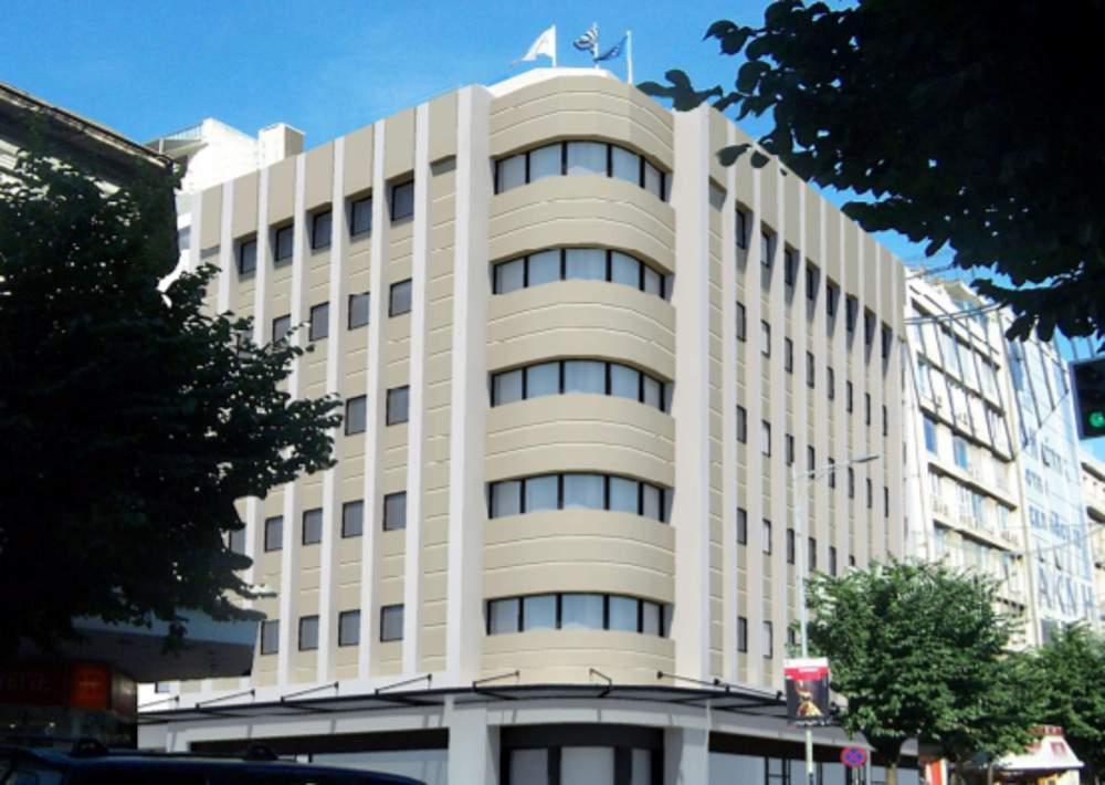 Η Inditex , το «Μέγαρο Δρόσου» και ο παλιός «Λαμπρόπουλος»