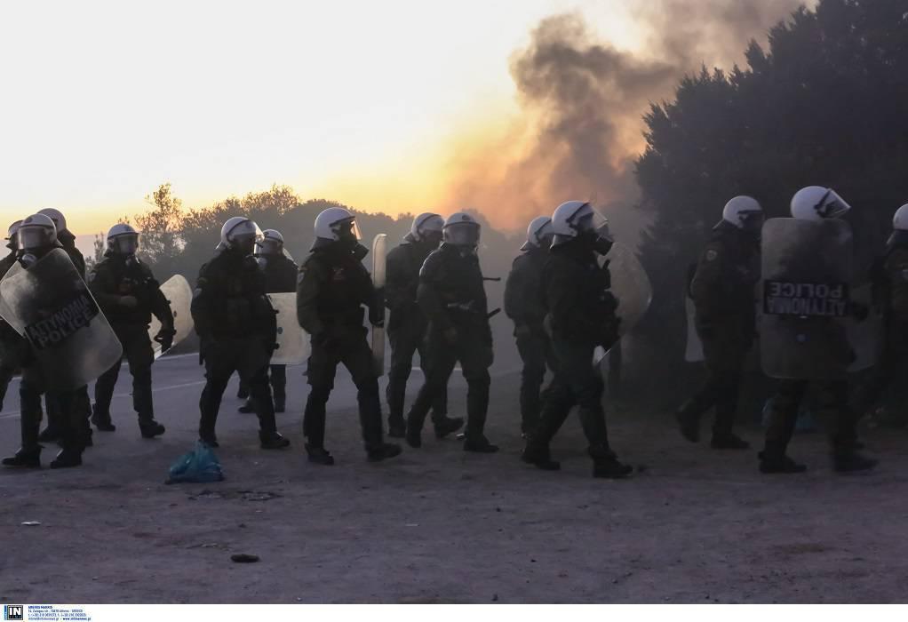 Μεταναστευτικό: Γενική απεργία σήμερα στη Λέσβο (ΦΩΤΟ)