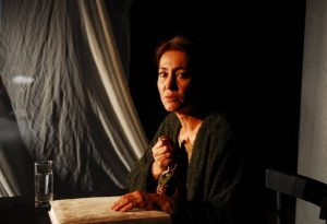 Η Φωνή της Λουντμίλα: Το χρονικό του Τσερνόμπιλ με την Η. Μουκίου