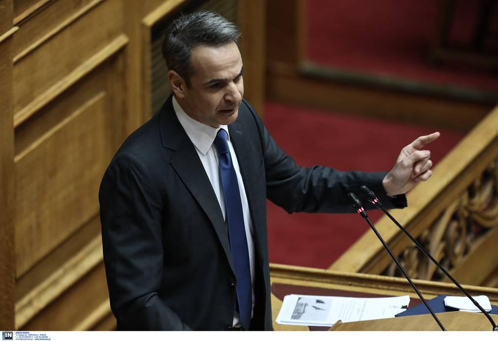 Μητσοτάκης: Τα 6 ψέματα του ΣΥΡΙΖΑ στα εργασιακά