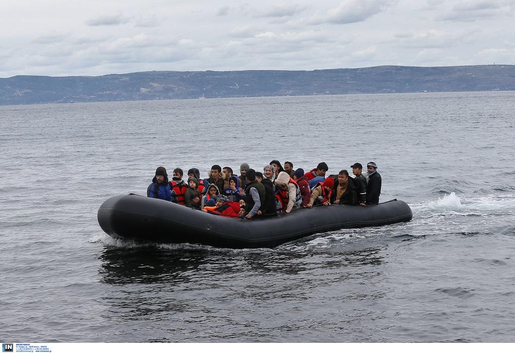 Μυτιλήνη: Ένας νεκρός και αγνοούμενοι από ναυάγιο