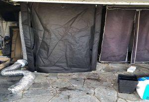 Χαλκιδική: Καλλιεργούσε χασίς μέσα στη ντουλάπα! (ΦΩΤΟ)
