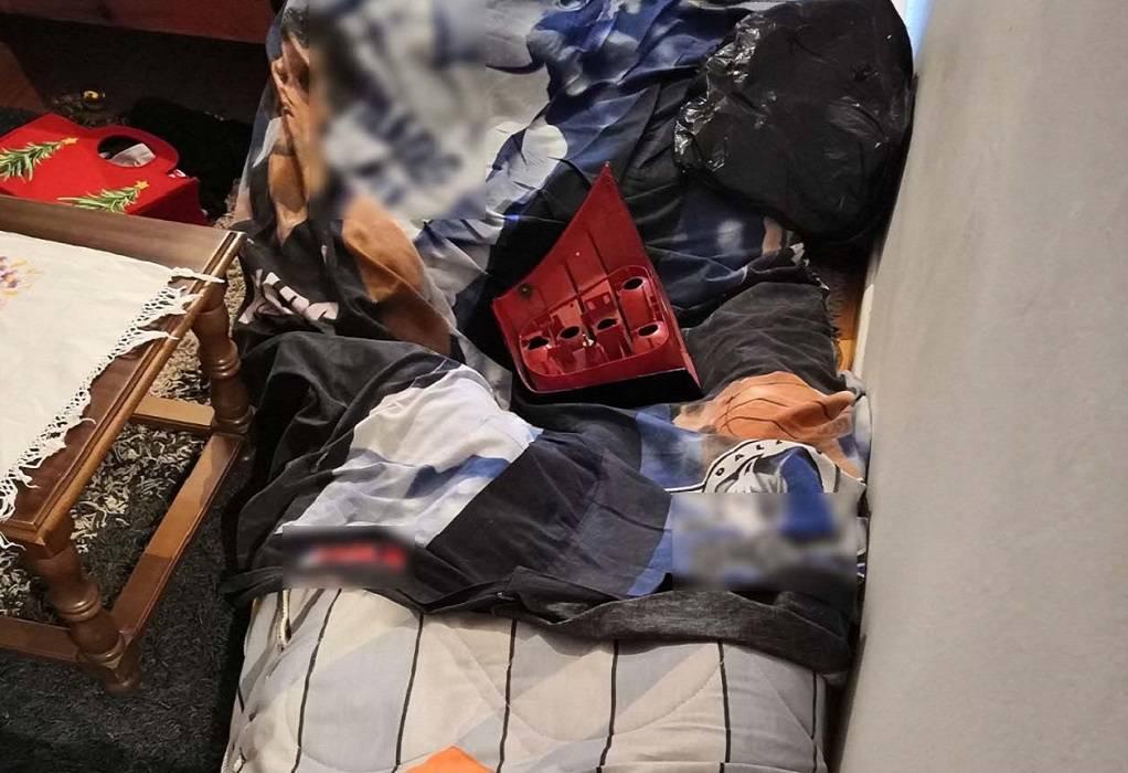 Έκρυβε ναρκωτικά στο χαλί, μέσα σε παπλωματοθήκη! (ΦΩΤΟ)