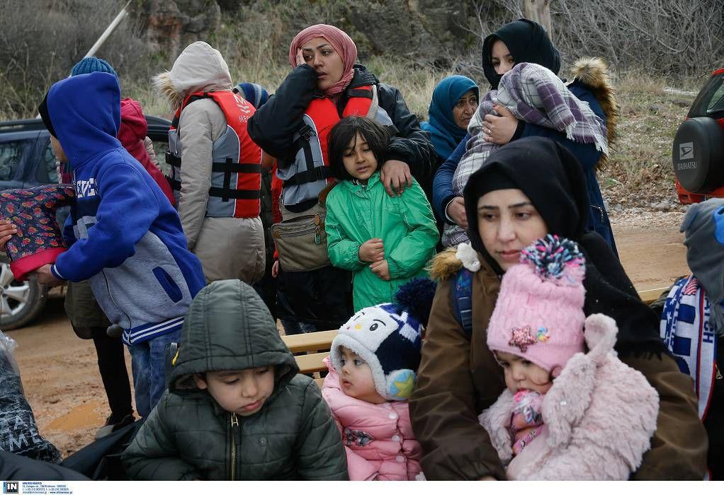 180 μετανάστες πέρασαν σε νησιά το τελευταίο 24ωρο