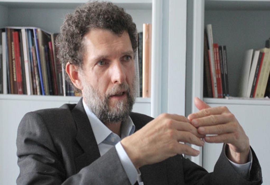 Οσμάν Καβαλά: Πίεση στην Άγκυρα από 10 πρεσβείες για την υπόθεση του ακτιβιστή