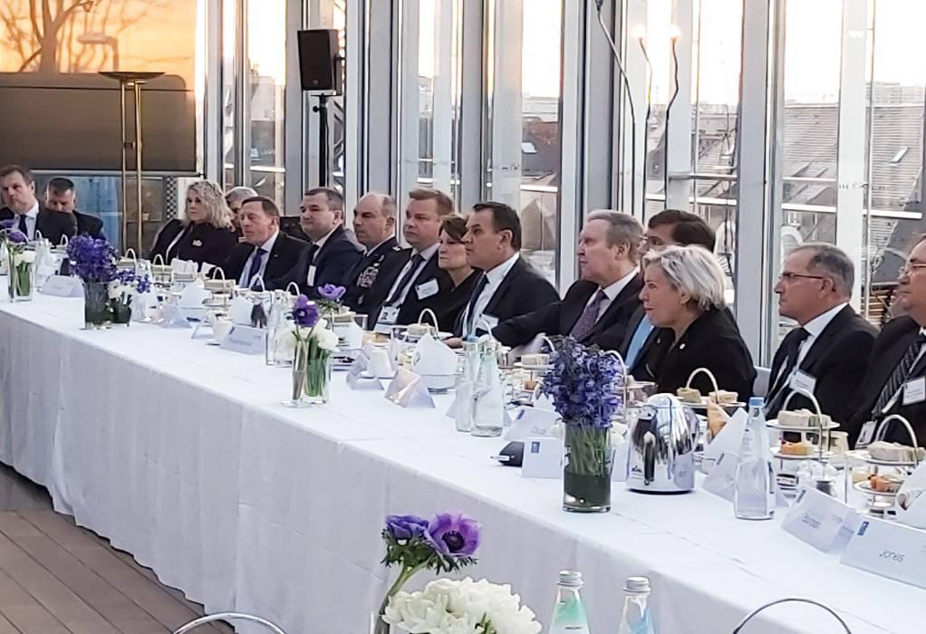 Ο Ν. Παναγιωτόπουλος στην 56η Διάσκεψη Ασφαλείας