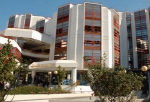 Φθορές στα γραφεία της ΔΑΠ στο Πανεπιστήμιο Πειραιά