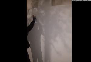Μητρόπολη Θεσσαλονίκης: Βίντεο από την παρέμβαση αντιεξουσιαστών