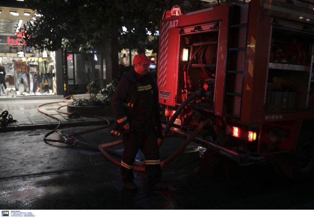 Πυρκαγιά σε σπίτι στο Περιστέρι – Ένας νεκρός