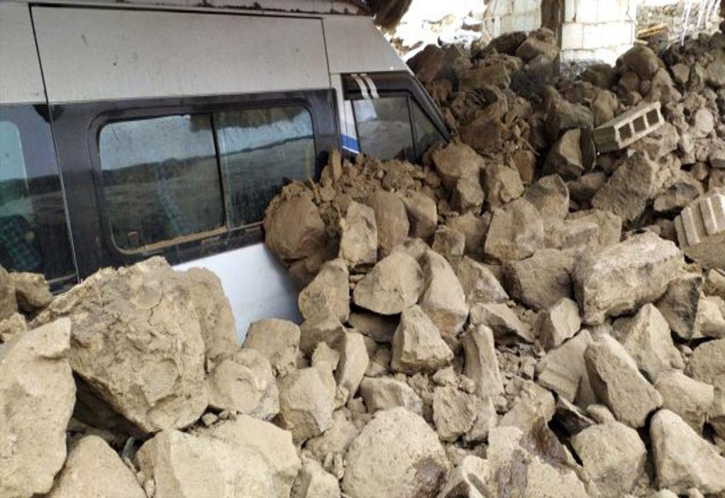 Νέος ισχυρός σεισμός στα σύνορα Τουρκίας – Ιράν