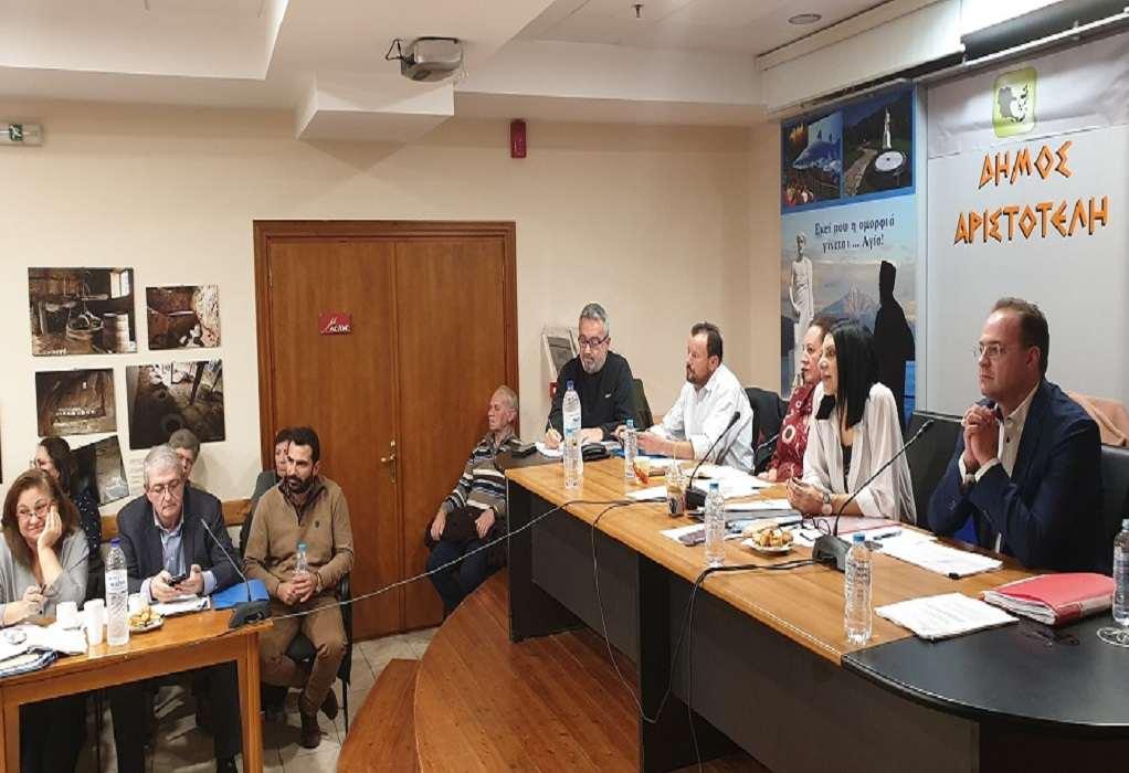 Δ. Αριστοτέλη: Ομόφωνη διεκδίκηση λόγου επί της σύμβασης Δημοσίου και «Ελληνικού Χρυσού»
