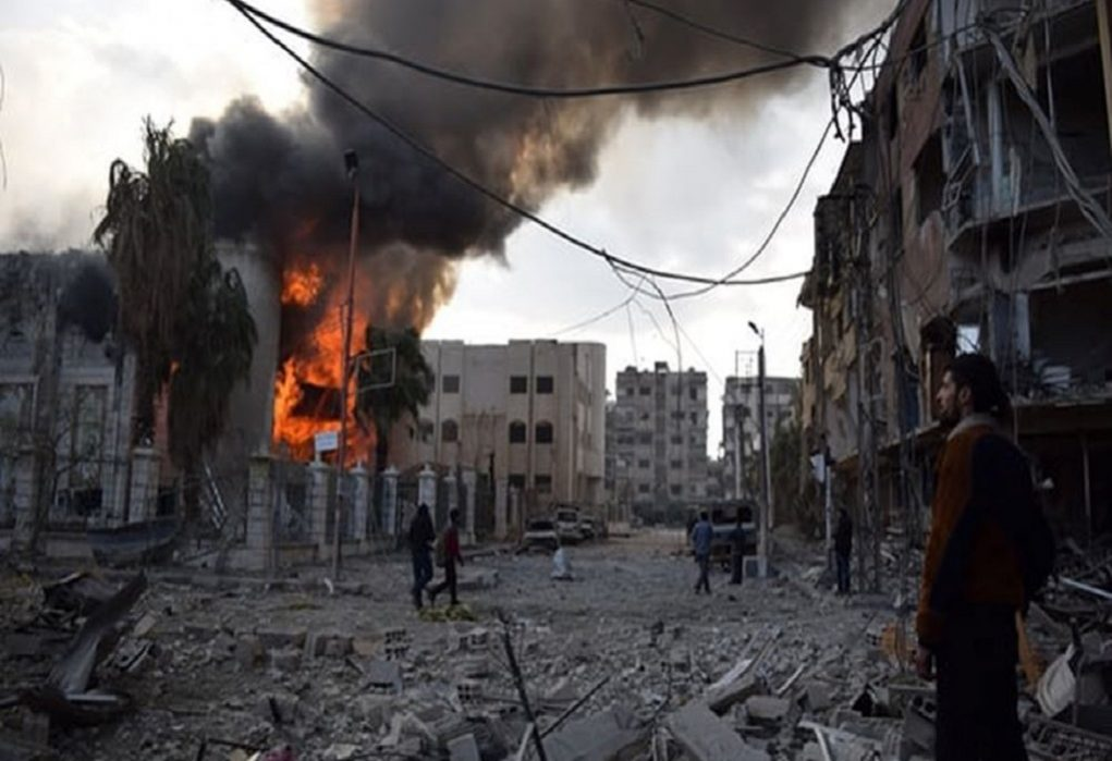 Έκρηξη αυτοκινήτου κοντά στα σύνορα Συρίας- Τουρκίας