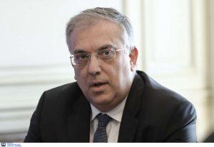 Θεοδωρικάκος: Αξιοκρατία στις προσλήψεις στο Δημόσιο με τον γραπτό διαγωνισμό του ΑΣΕΠ
