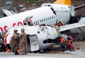 Τουρκία: Έρευνα σε βάρος των πιλότων για το αεροπορικό δυστύχημα