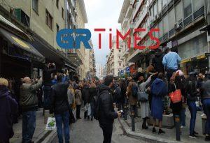 «Άναψε» το γλέντι στη Θεσσαλονίκη (ΦΩΤΟ-VIDEO)