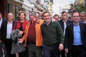 Τσίπρας: Ο ΣΥΡΙΖΑ έβγαλε από την απομόνωση Ιωάννινα και Ήπειρο