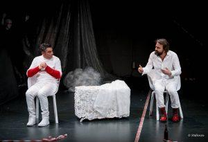 Το «Υπόγειο» για τρεις παραστάσεις στο Θέατρο Σοφούλη