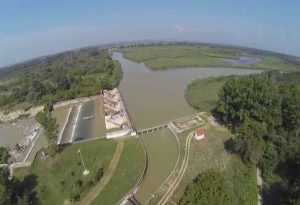 Συντηρήσεις στα φράγματα των ποταμών Αξιού και Αλιάκμονα