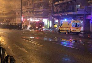 Καβαλά: Νεκρή ηλικιωμένη από φωτιά σε διαμέρισμα (ΦΩΤΟ)