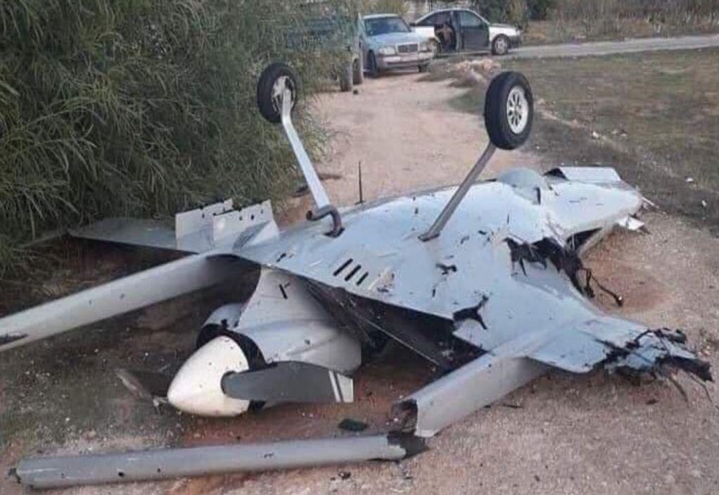 Λιβύη: Ο στρατός του Χαφτάρ κατέρριψε δύο τουρκικά drone (ΦΩΤΟ)