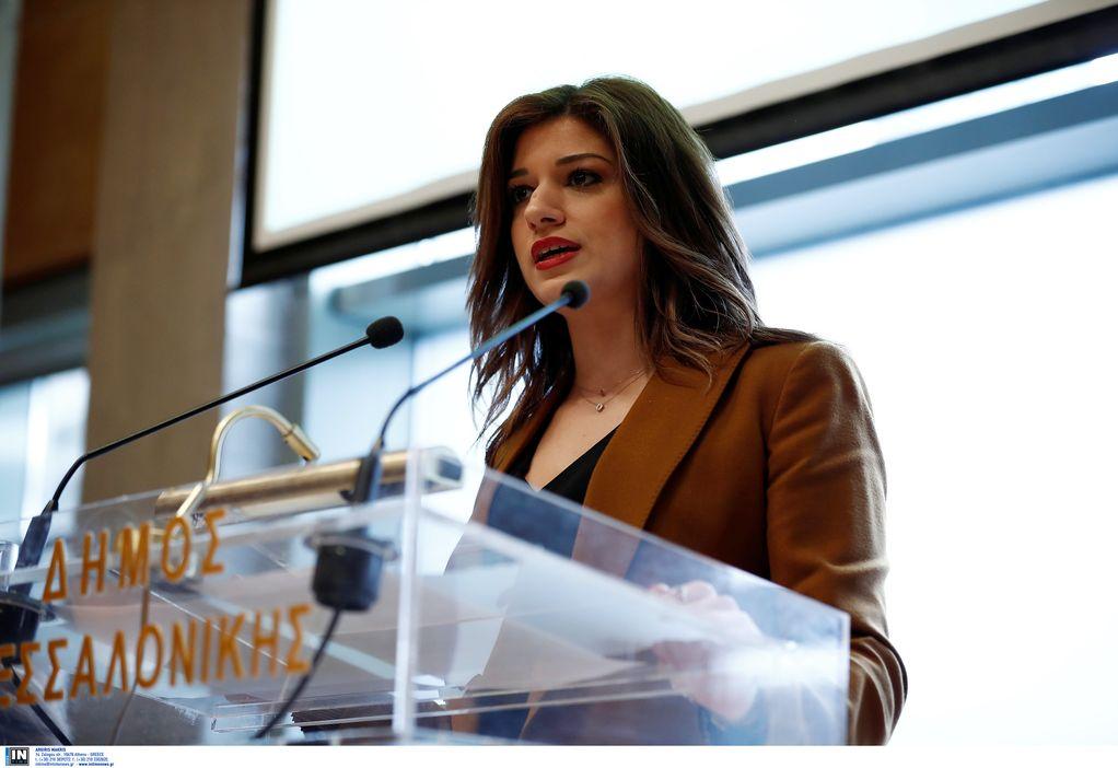 Νοτοπούλου σε Ζέρβα: Θα είστε ο δήμαρχος που ξήλωσε την ιστορία