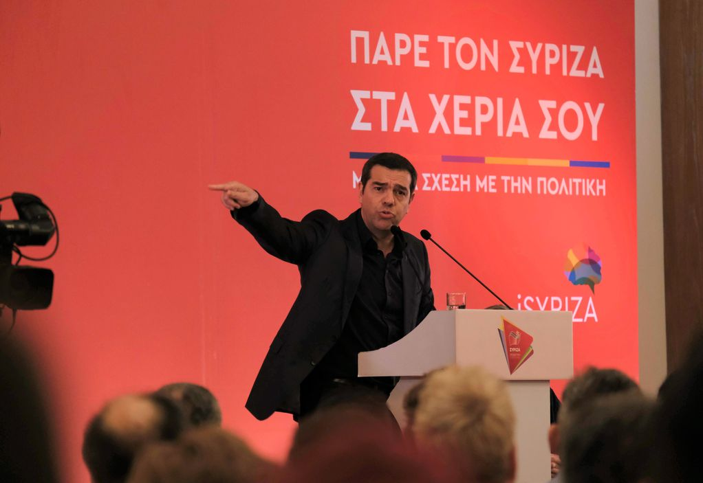 """""""Θεσμική εκτροπή"""" καταγγέλλει ο Τσίπρας για υπόθεση Novartis"""