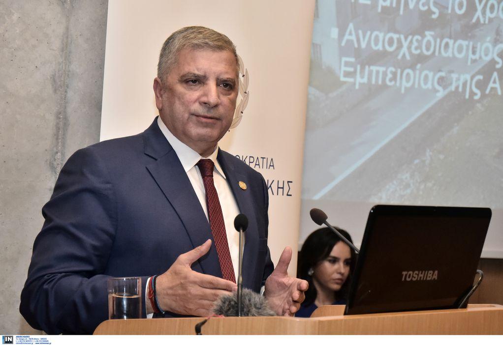 Πατούλης: Θα μετατρέψουμε την Αττική σε μητρόπολη ευεξίας