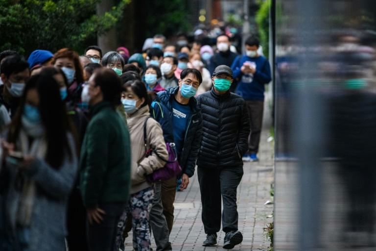 Κίνα: Πάνω από 100 κρούσματα κορωνοϊού