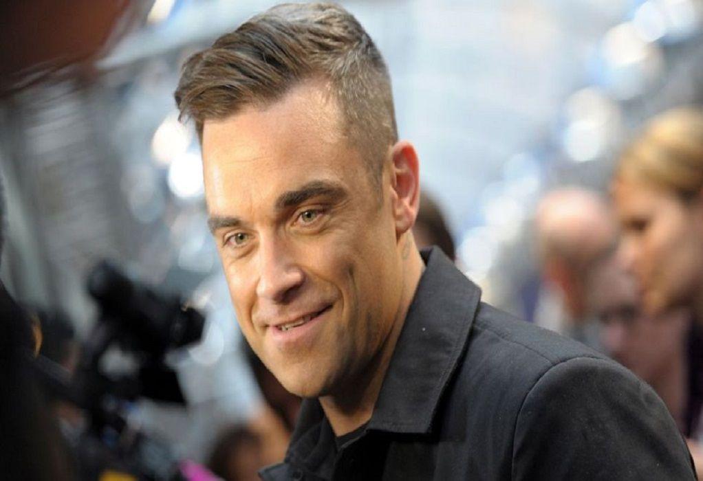 Robbie Williams: Η πρώτη ανάρτηση για το τέταρτο παιδί του
