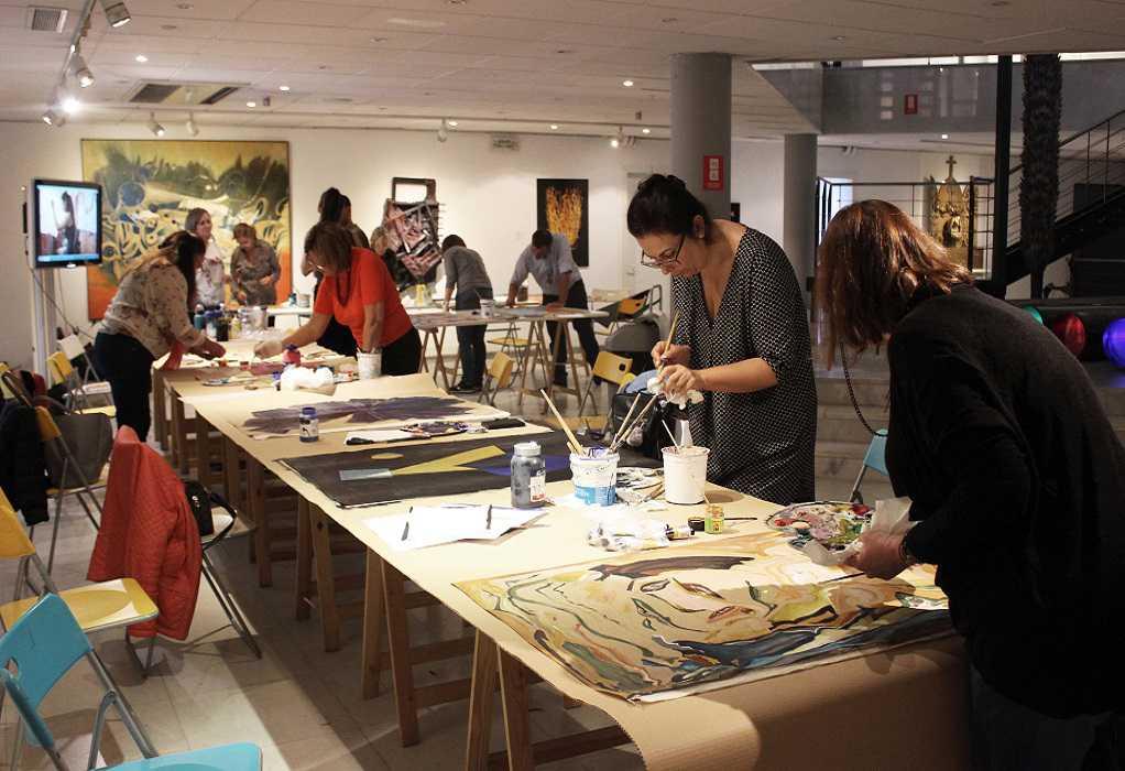 MOMus: Εργαστήρια εικαστικών για ενήλικες 'Adult Art'