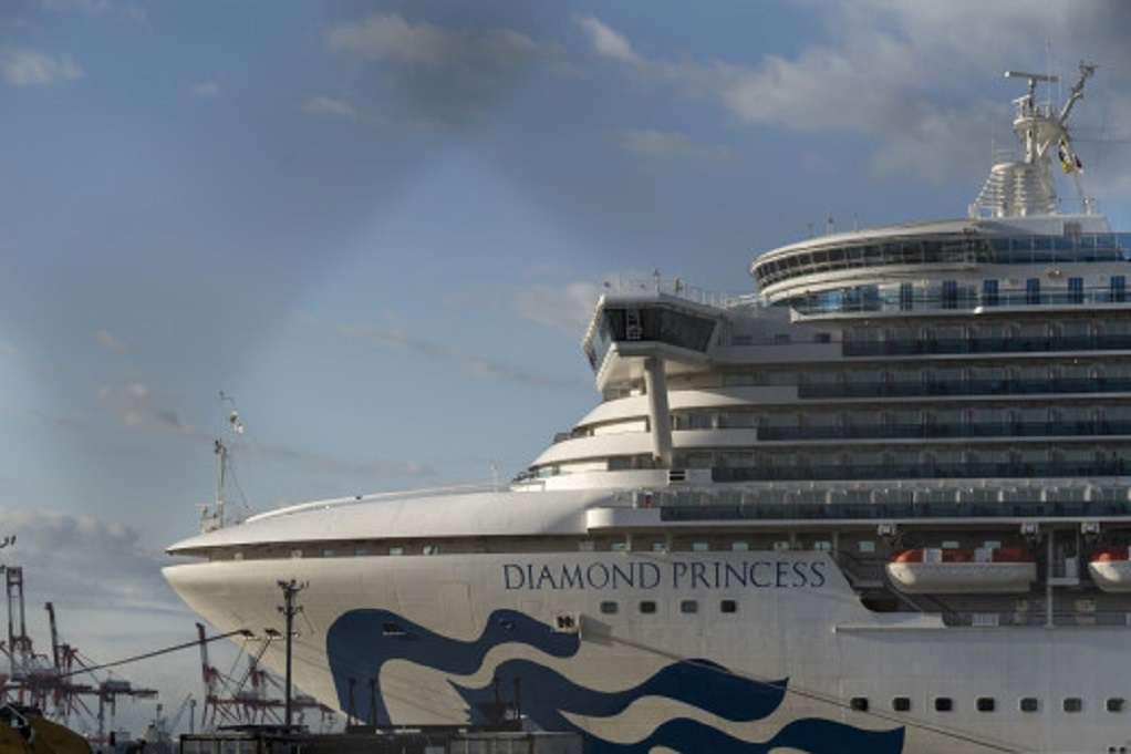 Αρνητικά τα δείγματα των δύο Ελλήνων του Diamond Princess
