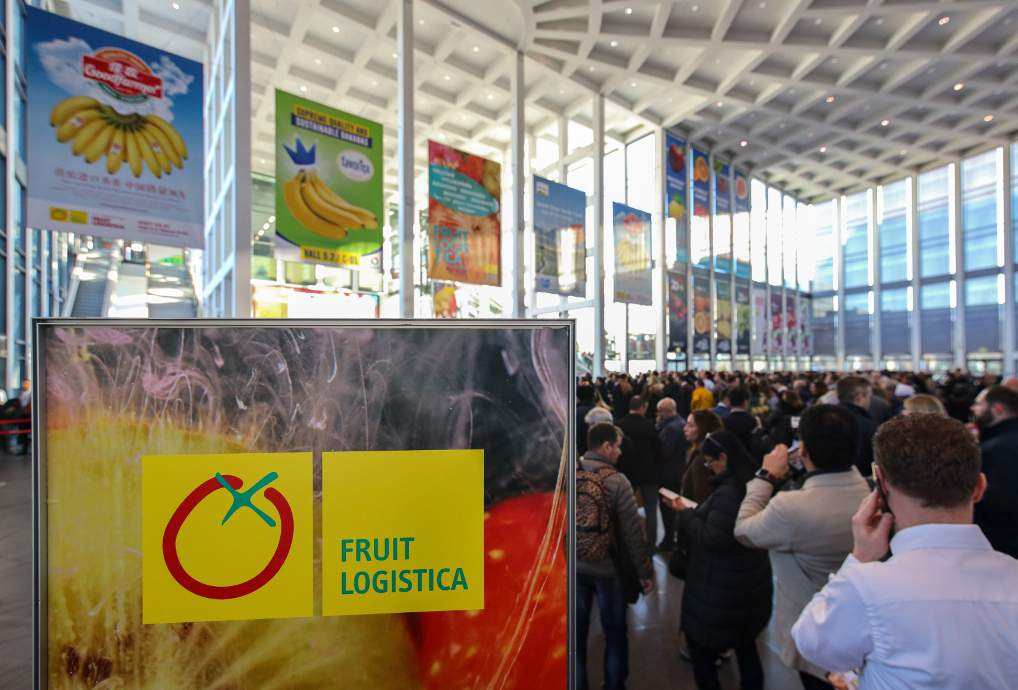 Μεγάλη η ελληνική συμμετοχή στη Fruit Logistica