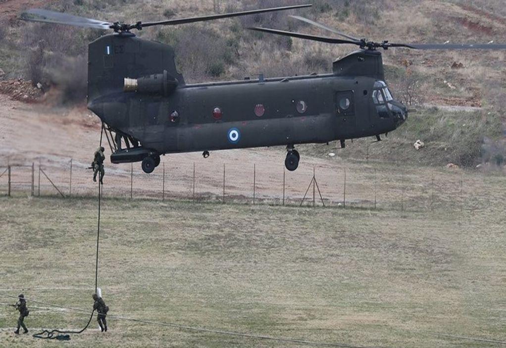 Ελλάδα – ΗΠΑ: Κοινή στρατιωτική άσκηση (ΦΩΤΟ-VIDEO)