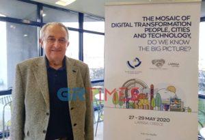 Giorgio Prister: Χρήμα, politics και βιώσιμες έξυπνες πόλεις