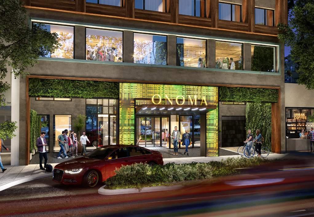 ONOMA hotel: Τον Αύγουστο το νέο 5αστερο του ομίλου Anatolia