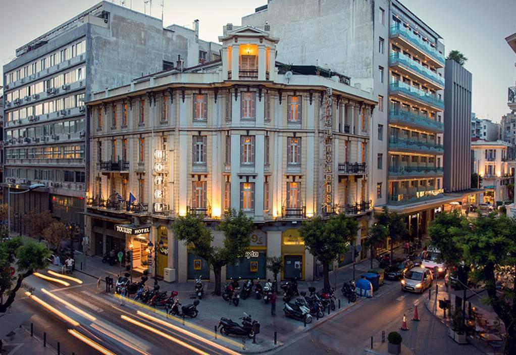 Τέλος εποχής για το ιστορικό Tourist Hotel